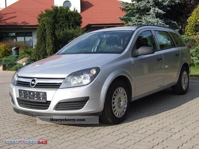 2006 Opel  Astra 1.3 CDTI 2-os VAN odpis VAT-1 Van or truck up to 7.5t Other vans/trucks up to 7 photo