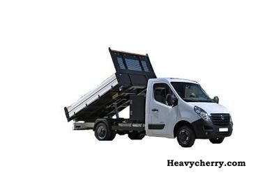 2011 Opel  Movano Tipper L2 H1 Van or truck up to 7.5t Tipper photo