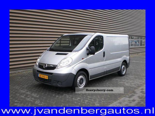 2008 Opel  20 CDTI 84kW E4 29T L1H1 Van or truck up to 7.5t Box-type delivery van photo