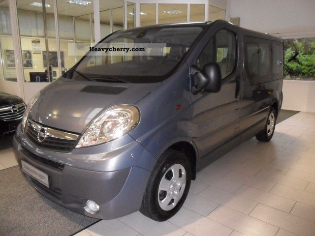 opel vivaro combi l1h1 2 0 cdti 6g 2011 other vans trucks. Black Bedroom Furniture Sets. Home Design Ideas