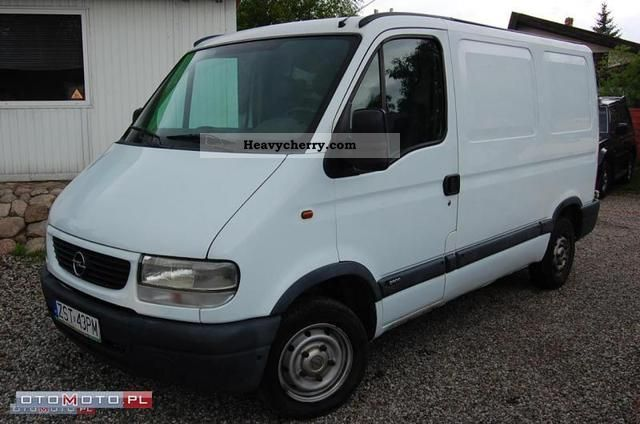 opel movano 2 5 d 1998 other vans trucks up to 7 photo and specs. Black Bedroom Furniture Sets. Home Design Ideas