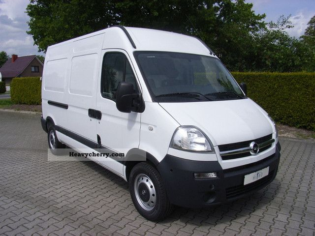 opel movano 2 5 cdti l2h2 2009 box type delivery van photo. Black Bedroom Furniture Sets. Home Design Ideas