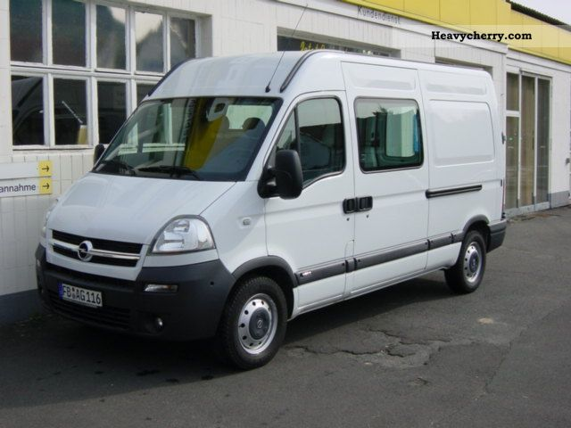 opel movano panel l2 h2 3 5 t 2006 box type delivery van. Black Bedroom Furniture Sets. Home Design Ideas