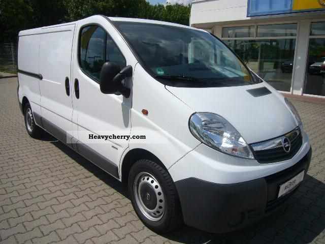 opel vivaro 2 0 cdti l2h1 2009 other vans trucks up to 7. Black Bedroom Furniture Sets. Home Design Ideas