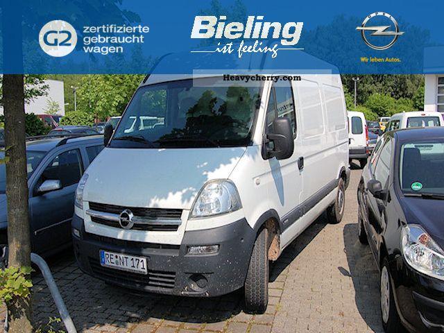 opel movano kw l2 2 5cdti 6g 120ps 2009 other vans trucks. Black Bedroom Furniture Sets. Home Design Ideas