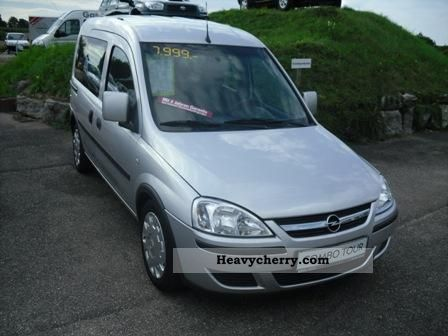opel combo 1 3 cdti dpf edition 2006 estate minibus up to 9 seats truck photo and specs. Black Bedroom Furniture Sets. Home Design Ideas