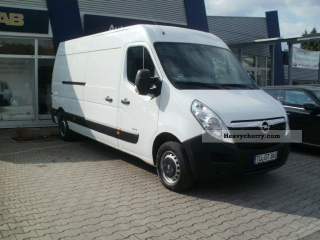 2010 Opel  B Movano 2.3 CDTI 150 (3.5T) Van or truck up to 7.5t Other vans/trucks up to 7 photo