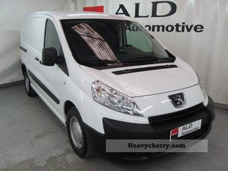 2007 Peugeot  Expert FGN TOLE 227 L1H1 1.6 HDI 90 CONF Van or truck up to 7.5t Box-type delivery van photo