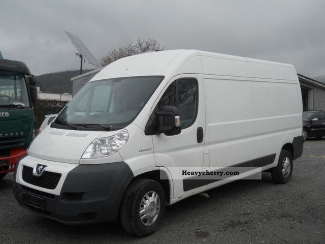 2008 Peugeot  Boxer 3.0 HDI Maxi climate org.112 \ Van or truck up to 7.5t Box-type delivery van - high and long photo