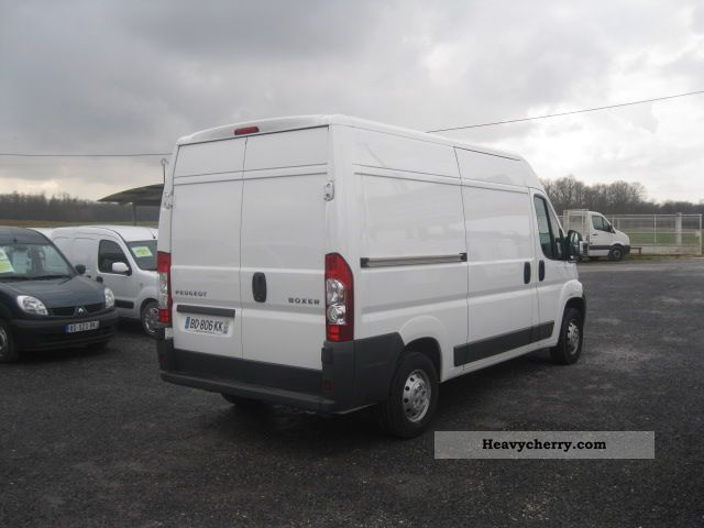 peugeot boxer peugeot boxer l2h2 fg 30 936 hdi km 2010 box type delivery van photo and specs. Black Bedroom Furniture Sets. Home Design Ideas