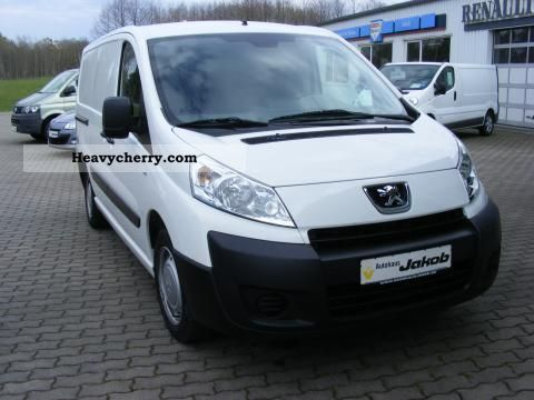 peugeot expert 2 0 hdi l2h1 1 2 t 2010 box type delivery van photo and specs. Black Bedroom Furniture Sets. Home Design Ideas