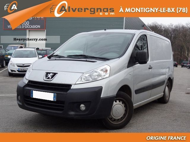 peugeot expert ii fourgon l1h1 1 6 hdi 227 tole 2009 box type delivery van photo and specs. Black Bedroom Furniture Sets. Home Design Ideas