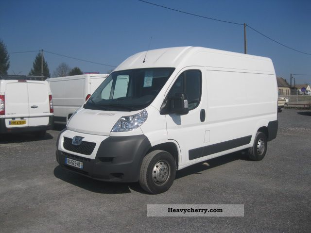 peugeot boxer peugeot boxer l2h2 fg 32 008 hdi km 2010 box type delivery van photo and specs. Black Bedroom Furniture Sets. Home Design Ideas