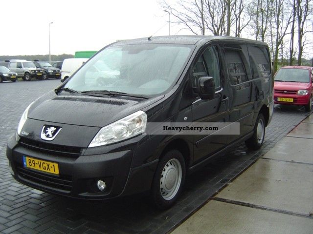 2007 Peugeot  Expert 1.6 Hdi 312/2880 base L2H1 Van or truck up to 7.5t Box-type delivery van - long photo