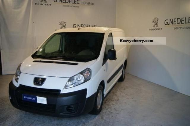 2007 Peugeot  Expert L1H1 227 Fg HDi90 Pk CD Clim Van or truck up to 7.5t Box-type delivery van photo