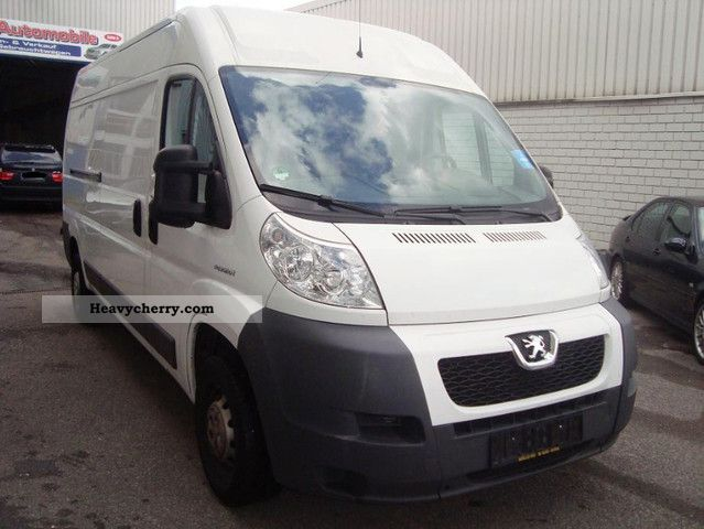 2008 Peugeot  Boxer 2.2 HDI L3H2 250L 90000tkm Van or truck up to 7.5t Box-type delivery van - high photo
