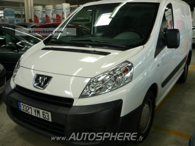 2007 Peugeot  Expert Fg 227 L1H1 Confort HDi90 Van or truck up to 7.5t Box-type delivery van photo
