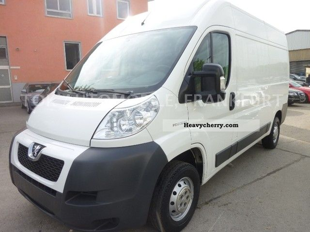 2007 Peugeot  BOXER2, 2HDI/L2 H1/DFZG/1HAND/75TKM ORIGINAL / REAL! Van or truck up to 7.5t Box-type delivery van - high photo
