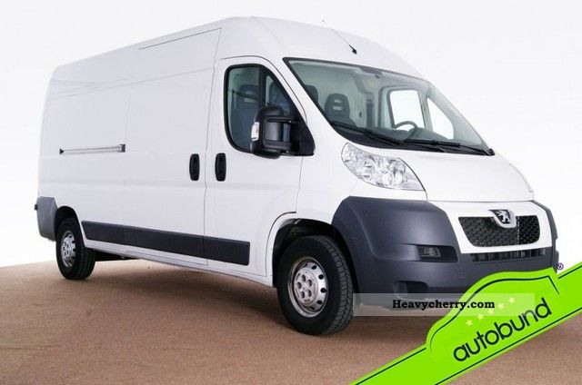 2011 Peugeot  Boxer L3H2 2.2 HDI 335 C III box Van or truck up to 7.5t Box-type delivery van - high and long photo