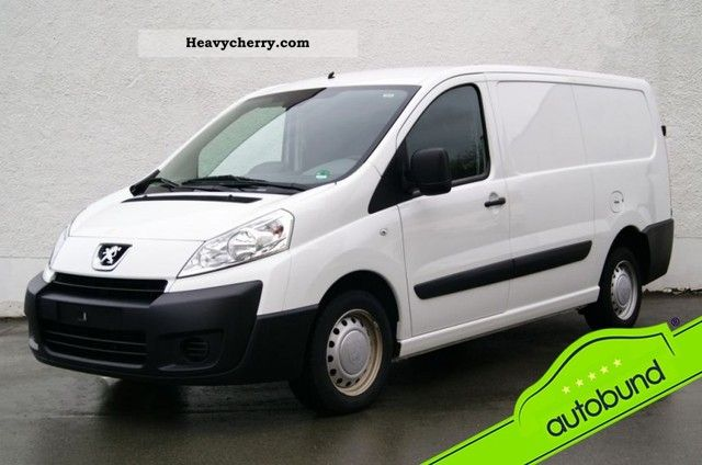 peugeot expert l2h1 2 0 hdi fap 2010 box type delivery van photo and specs. Black Bedroom Furniture Sets. Home Design Ideas
