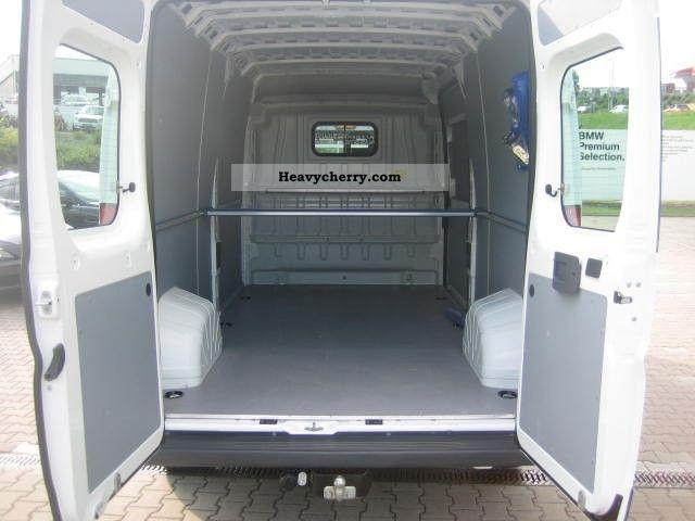 peugeot boxer 333 l3h2 hdi mp3 radio glazed rear doors 2010 box
