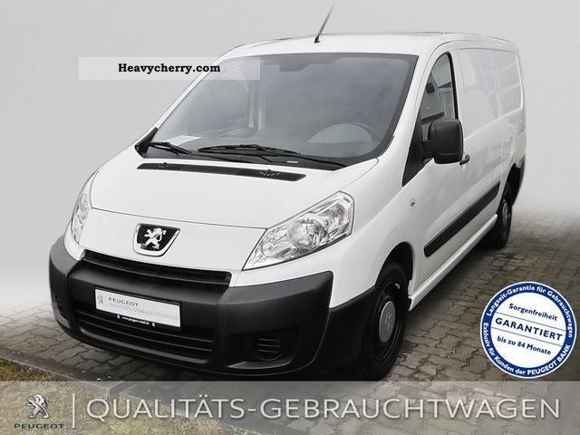 2008 Peugeot  KW Expert L2H1 1.2 t Van or truck up to 7.5t Box-type delivery van photo