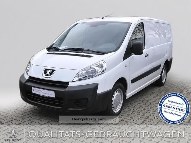 2008 Peugeot  Expert Van L2H1 1.2 t Van or truck up to 7.5t Box-type delivery van photo