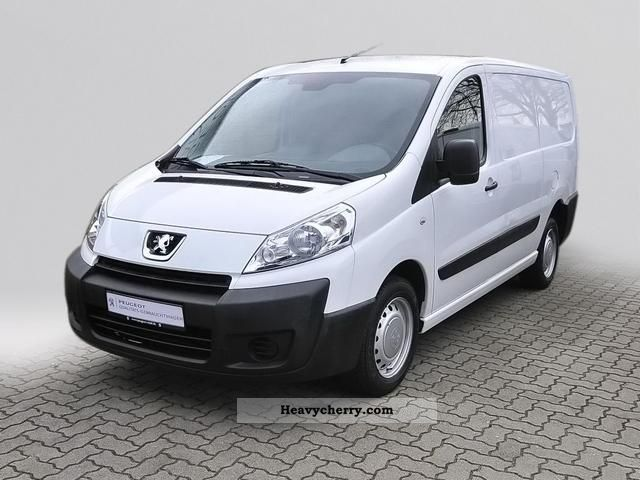 peugeot expert van l2h1 1 2 t 2008 box type delivery van photo and specs. Black Bedroom Furniture Sets. Home Design Ideas