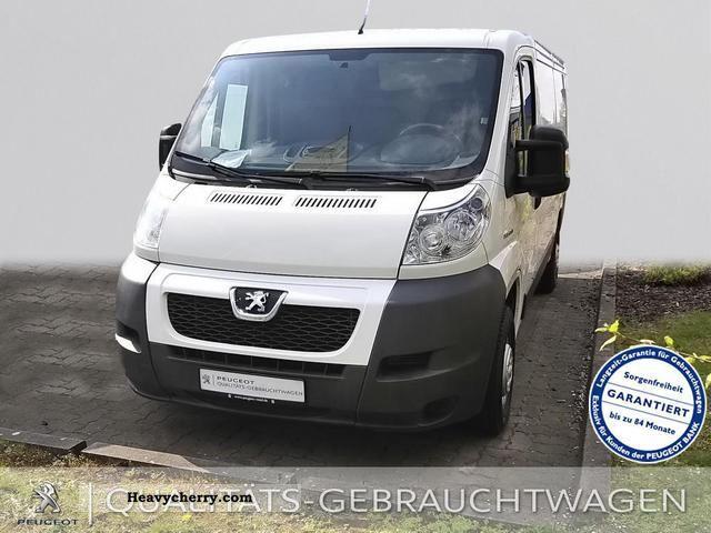 2008 Peugeot  Boxer 333 L2H1 2.2 KW Ahk Van or truck up to 7.5t Box-type delivery van photo