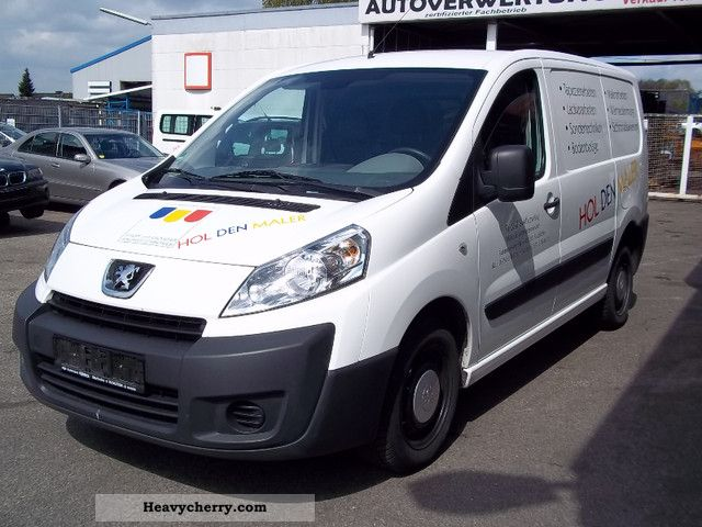 2008 Peugeot  Expert Hdi 90 Van or truck up to 7.5t Box-type delivery van photo
