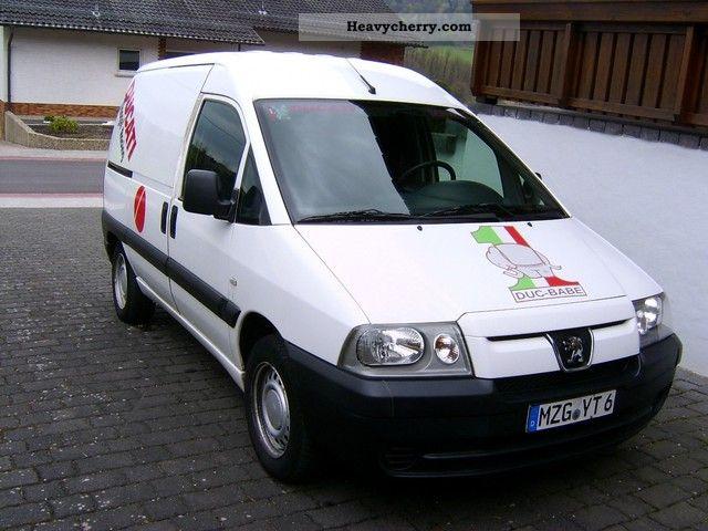 2005 Peugeot  EXPERT Van or truck up to 7.5t Box-type delivery van photo