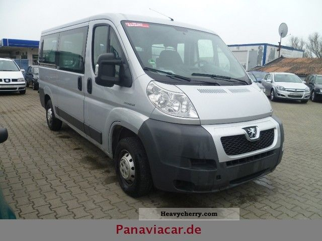 2007 Peugeot  Boxer HDi 330 TOP CONDITION GREEN badge Van or truck up to 7.5t Box-type delivery van photo