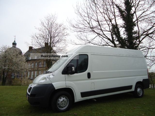 2010 Peugeot  AIR BOXER L4H2 39 000 km Van or truck up to 7.5t Other vans/trucks up to 7 photo