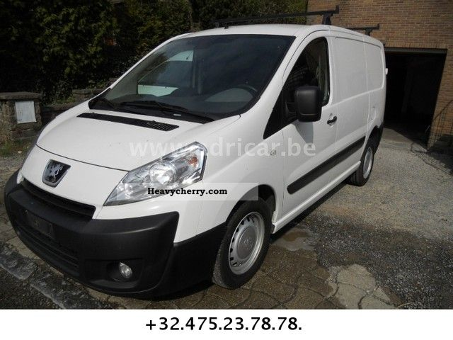 2007 Peugeot  Expert 2.0 HDI Airco Van or truck up to 7.5t Box-type delivery van photo