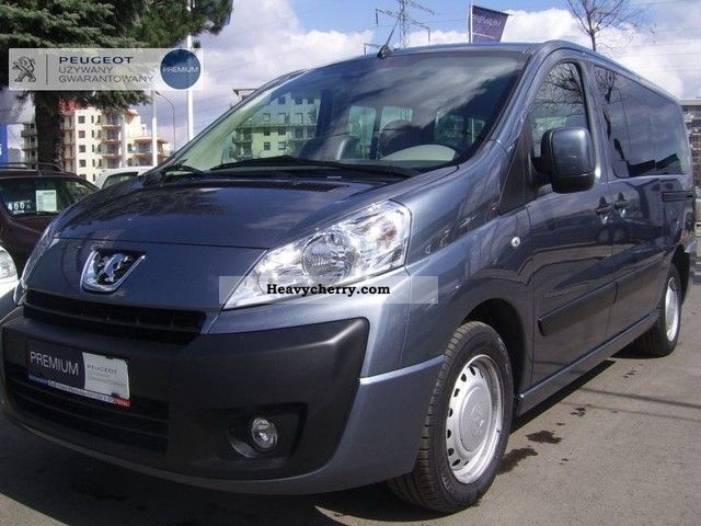 peugeot expert tepee 8osob premium 2011 box type delivery van photo and specs. Black Bedroom Furniture Sets. Home Design Ideas