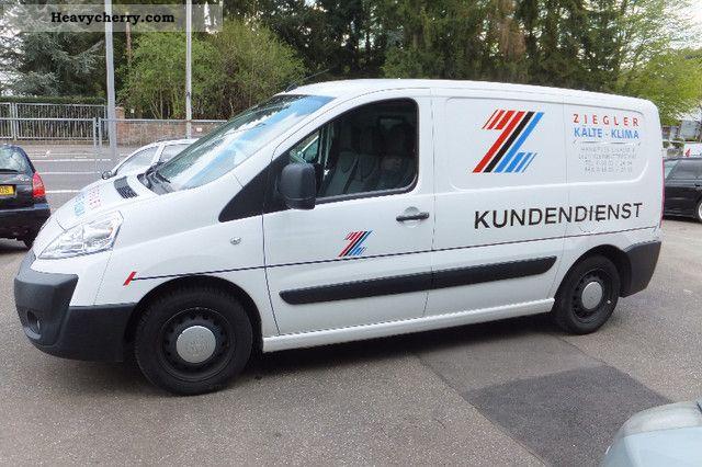 2007 Peugeot  Expert Van or truck up to 7.5t Box-type delivery van photo