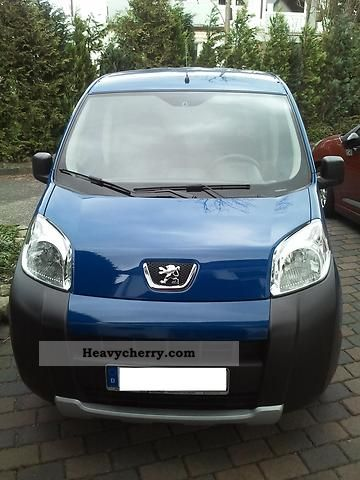 2008 Peugeot  Bipper Van or truck up to 7.5t Box-type delivery van photo