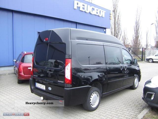 peugeot expert l2h2 229 2010 other vans trucks up to 7 photo and specs. Black Bedroom Furniture Sets. Home Design Ideas