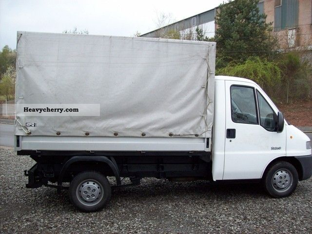 peugeot boxer 2 5 turbo diesel flatbed tarp 2000 stake body and tarpaulin truck photo and specs. Black Bedroom Furniture Sets. Home Design Ideas