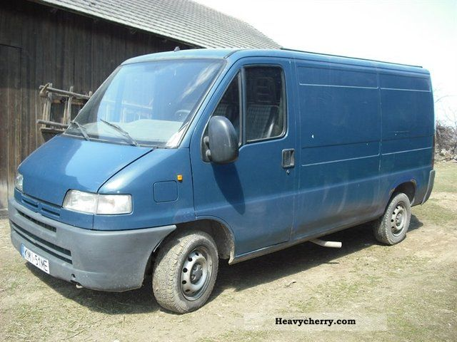 1996 Peugeot  Boxer Van or truck up to 7.5t Other vans/trucks up to 7 photo