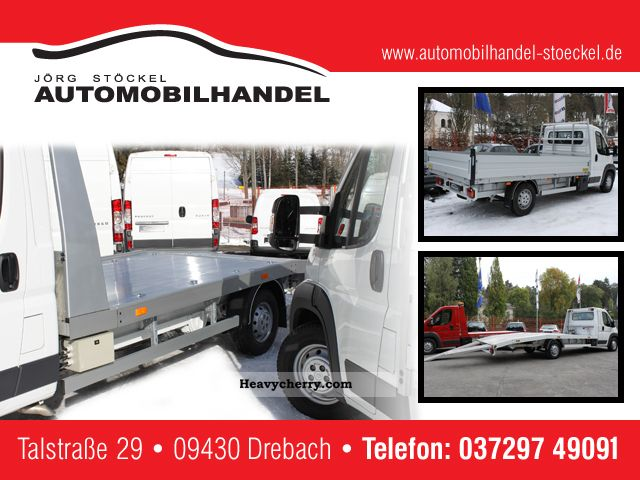 2012 Peugeot  BOXER L1H1 HDI 110 + + AIR RADIO-CD + + EURO5 Van or truck up to 7.5t Box-type delivery van photo