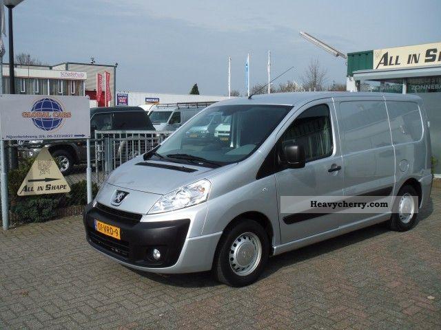 2008 Peugeot  Expert L1H1 1.6 HDI 16V 227-90 NAP Aanwezig! Van or truck up to 7.5t Box-type delivery van photo