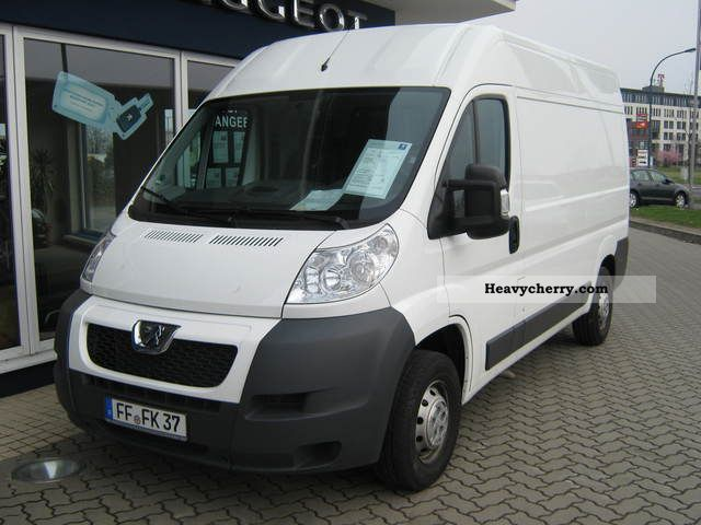 peugeot boxer 333 l2h2 hdi 120 kawa 2010 box type delivery van photo and specs. Black Bedroom Furniture Sets. Home Design Ideas