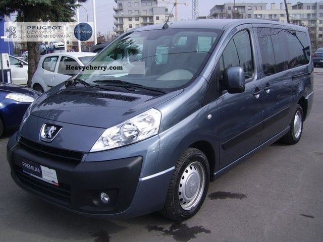 peugeot expert tepee 8os premium 163km hdi 2011 box type delivery van photo and specs. Black Bedroom Furniture Sets. Home Design Ideas