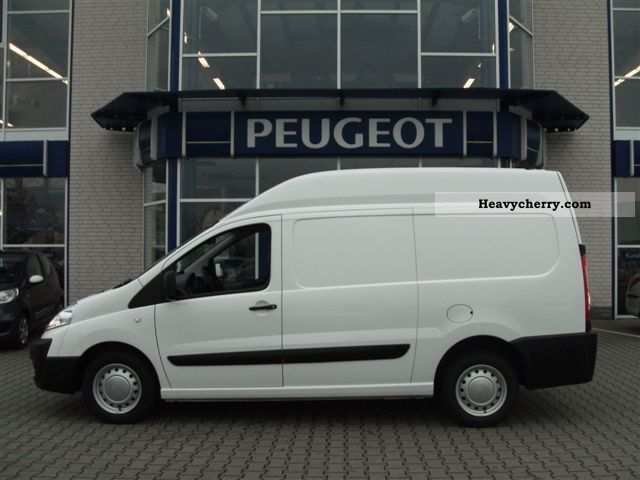 2011 Peugeot  Expert 2.0 HDI L2H2 panel vans Van or truck up to 7.5t Box-type delivery van photo