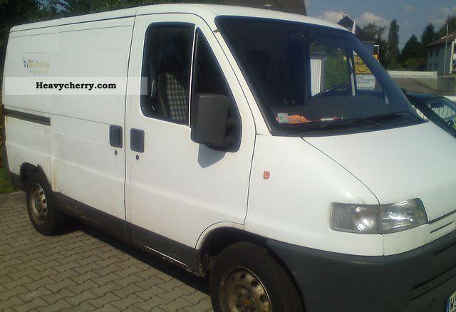 1997 Peugeot  Boxer Van or truck up to 7.5t Box-type delivery van photo
