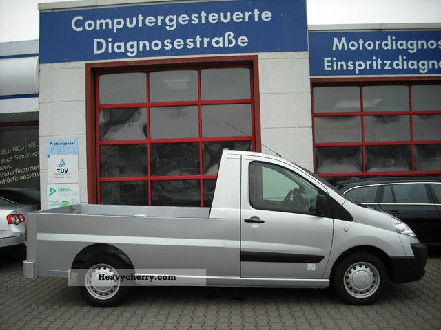 2011 Peugeot  Expert L2 Pick-up-unique climate RRP: 33 200, - € Van or truck up to 7.5t Other vans/trucks up to 7 photo
