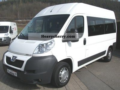 peugeot boxer l2h2 333 combi 9 seater 3 0 hdi 2011 estate minibus up to 9 seats truck photo. Black Bedroom Furniture Sets. Home Design Ideas