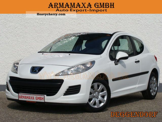 2010 Peugeot  207 1.4 HDi VAN CRUISE CONTROL AIR Van or truck up to 7.5t Box-type delivery van photo