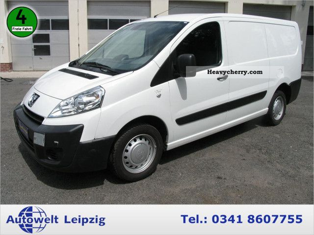 peugeot expert 2 0 hdi box long dpf air 2008 box type delivery van long photo and specs. Black Bedroom Furniture Sets. Home Design Ideas